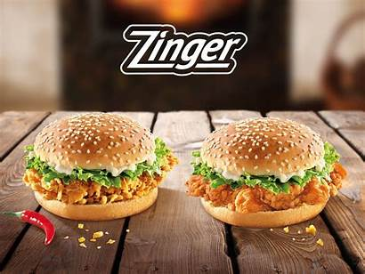 Zinger Kfc Burger Chicken Recipe Recipes Burgers