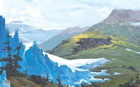Brother Bear Art Wallpaper  1280x800 #9091