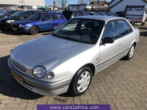 Check spelling or type a new query. TOYOTA Corolla 1.6 #66076 - used, available from stock
