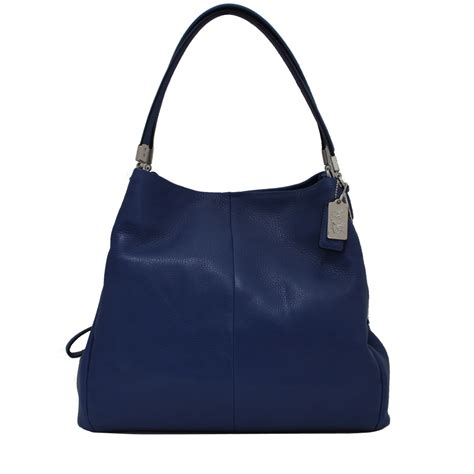 Best Price Coach Madison Shoulder Bag In Leather Quality