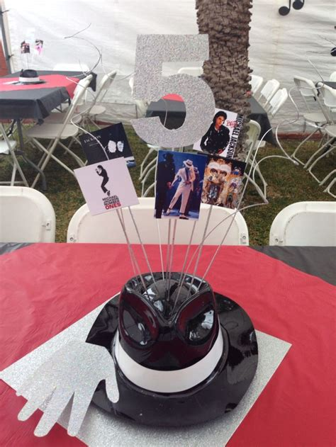 Michael Birthday Decorations - 25 best ideas about michael jackson cake on