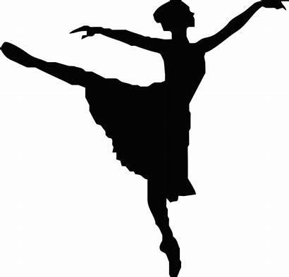 Ballerina Dance Silhouette Dancer Dancing Dancers Ballet