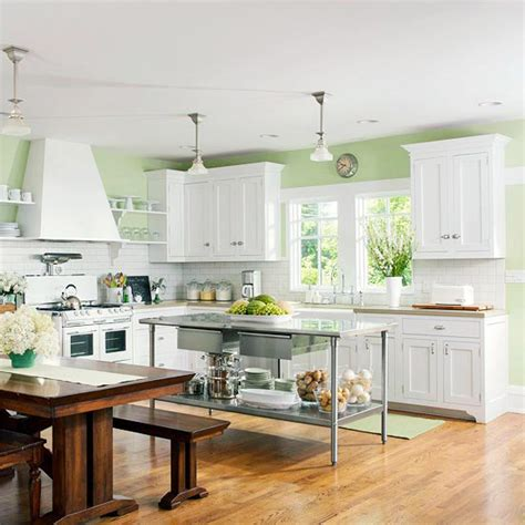 Inspiration Stainless Steel Kitchen Islands  Living Well