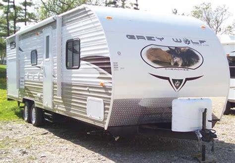 cherokee grey wolf travel trailer roaming times