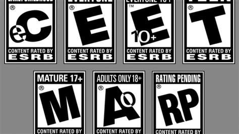 Esrb Ending Short Form Ratings In June But Indie