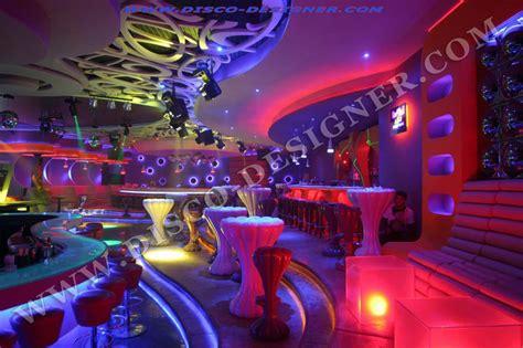 modern nightclub wall led lighting  decor bar lounge