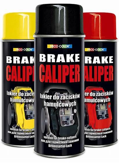 Caliper Brake Paint