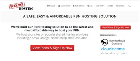 Paypal, credit card, perfect money and bitcoin hosting payments! 5 Best Cheap PBN Hosting Reviews [Private Blog Network ...