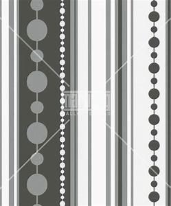 Tapete Zum Abwischen : alice whow 51842 marburg tapete vlies neu streifen gestreift schwarz wei silber ebay ~ Markanthonyermac.com Haus und Dekorationen