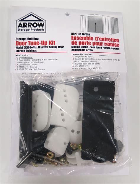 Arrow Floor Frame Kit Manual by Arrow Sheds Accessories Door Tune Up Kit