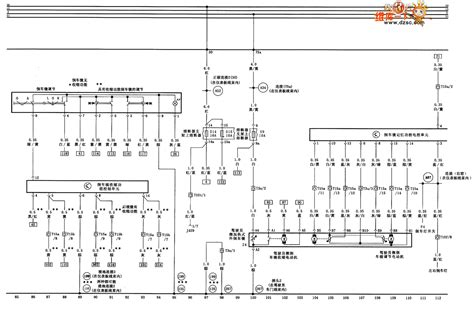 Wiring Diagram Of Audi A6 C6 Pdf by Audi A6 Saloon Car Seat Rearview Mirror Circuit Diagram