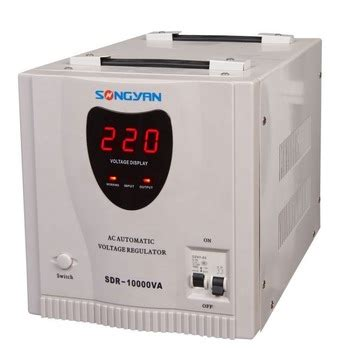 Auto Voltage Regulator Circuit Diagram Automatic