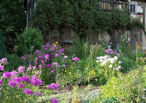 Englischer Garten Ettenbühl by Garten Cottagegarten Mit Stauden Und Sommerphlox