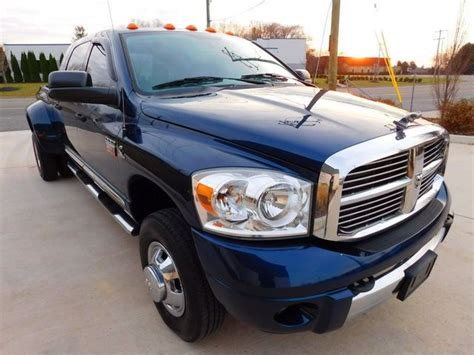 find   dodge ram  wd mega cab laramie edition