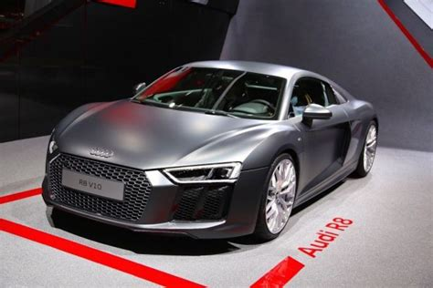 2016 Audi R8 V10 Price, Msrp, Release Date, Review