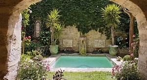 un petit bassin dans le jardin comme c39est beau mon With amenagement petit jardin avec piscine 10 parc