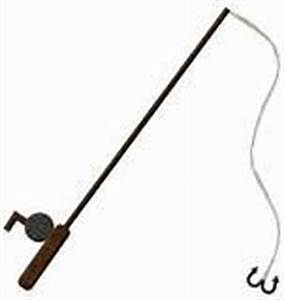 Fishing Rod & Reel clip art - vector clip art online ...