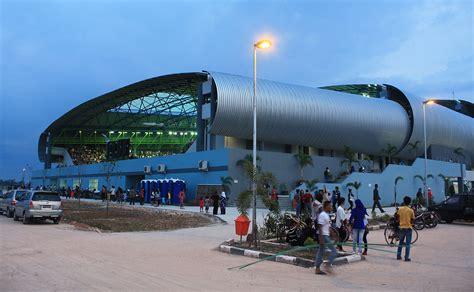 File:Jakabaring Aquatic Center, SEA Games 2011 Palembang 1 ...