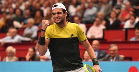 Born 12 april 1996) is an italian tennis player.3 berrettini has a career high atp singles ranking of world no. Matteo Berrettini: Les Jeux Olympiques sont mon objectif pour la prochaine année
