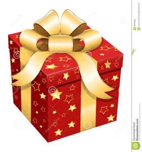 gift box christmas vector illustration stock vector image 30372994