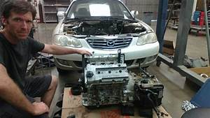 2001 Mazda Millenia 2 5 Engine Rebuild Update Post Head