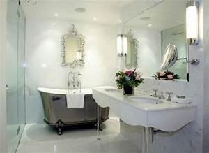 Salle De Bain De Luxe Aux Inspirations Diverses Design Feria