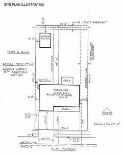 Diagram Side Yard Set Back For Fence Missouri