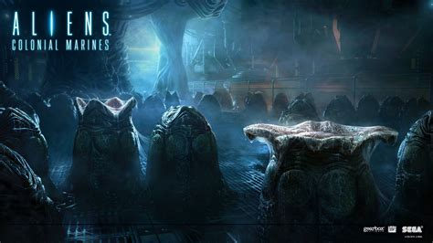 aliens colonial marines wallpapers hd wallpapers id