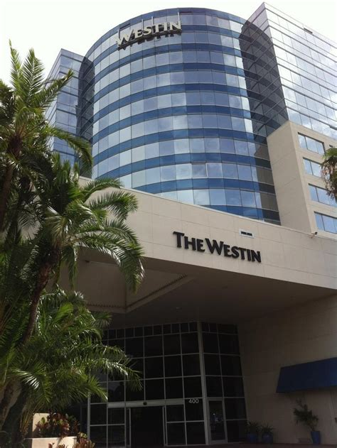 westin fort lauderdale hotel escapes foreclosure south