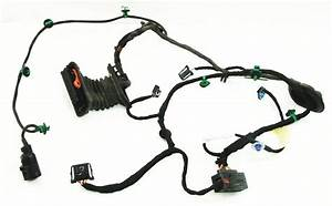 Rh Rear Door Wiring Harness 05-10 Vw Jetta Mk5