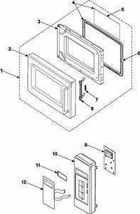 Samsung Samsung Microwave Parts