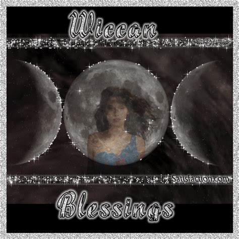 wiccan blessings wiccan pagen graphics  facebook