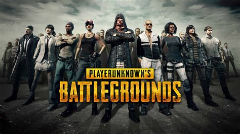 Pubg Player Unknown Battlegrounds Characters Uhd 4k