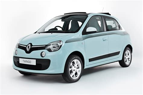 renault twingo renault twingo the color run special edition launched