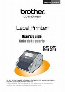 Brother Printer Ql