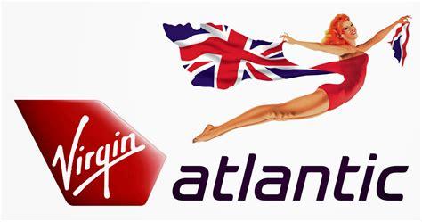 Resultado de imagen de Virgin Atlantic logo
