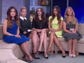 Ashley Benson and Lucy Hale join Pretty Little Liars ...