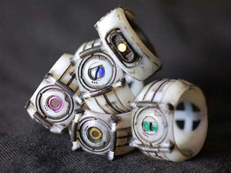 Puzzle Game Mood Rings Portal Personality Core Rings