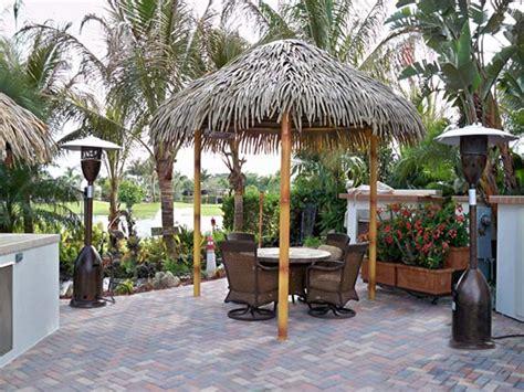 Synthetic Thatch From Tiki Hut Village  Tiki Bars Palm