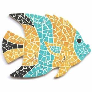 Mosaikbilder Selber Machen : mosaik set fisch maison pratic boutique pour vos ~ Whattoseeinmadrid.com Haus und Dekorationen