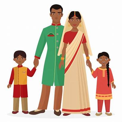 Indian Traditional Vector Boy Clothes National Woman