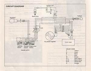 1993 Kdx 200 Service Manual
