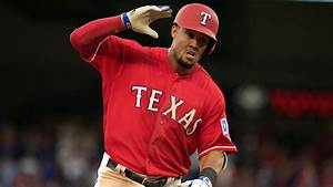 Rangers' Carlos Gomez hits for cycle vs. Angels, second of ...