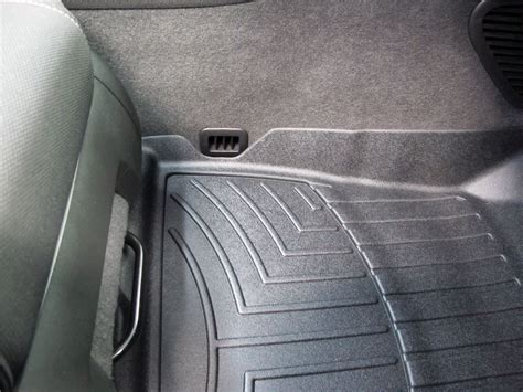 Chevy Traverse Floor Mats 2013 by 2016 Chevrolet Traverse Floor Mats Weathertech