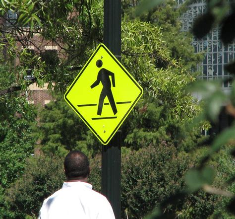 Street Sign | Free Stock Photo | Pedestrian crossing sign ...