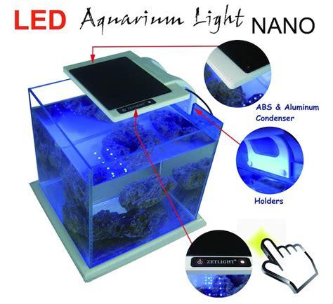 zetlight mini and nano led aquarium lights are worth a