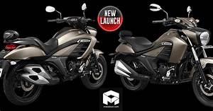 2019 Suzuki Intruder Fi Abs Launched   Inr 1 08 Lakh