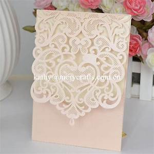 popular pocket fold invitations buy cheap pocket fold With laser cut wedding invitations wholesale india