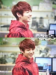 Jung Kook BTS Red Hair
