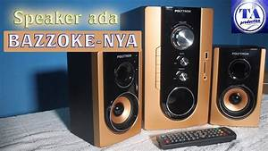 Speaker Polytron Pma 9300  Review Indonesia